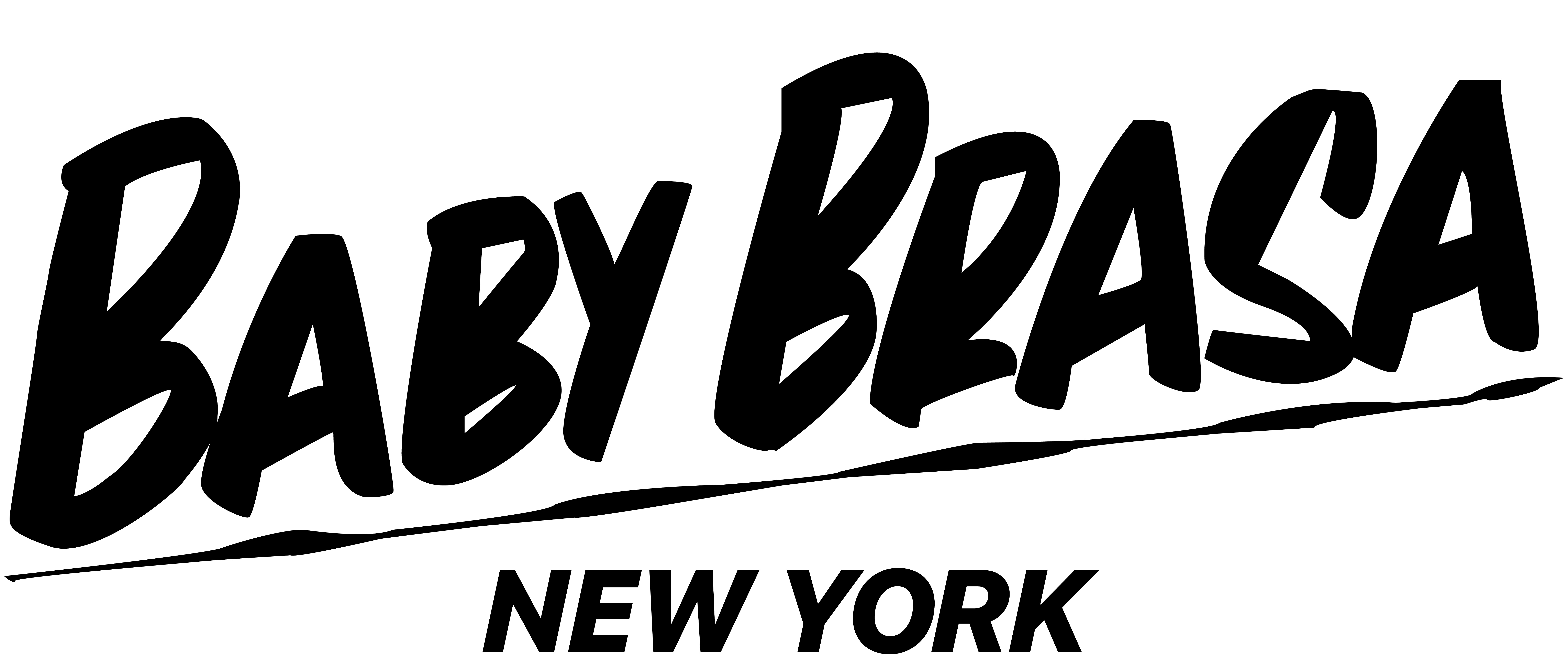 baby brasca logo